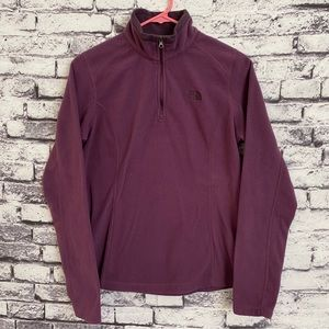 The North Face 1/4 Zip-up Pullover Fleece